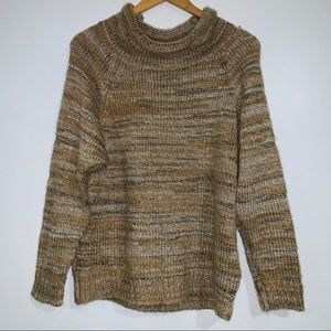 Joie beige brown sweater